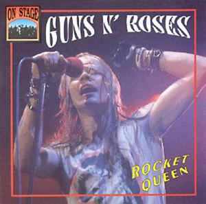 Guns N' Roses – Rocket Queen CD live in Los Angeles, 1988
