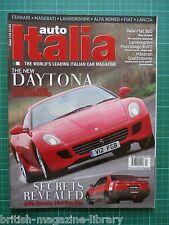 Auto Italia #142 - FIA GT Lamborghini Murcielago R-GT1 - Alfa Romeo 164 Pro-Car