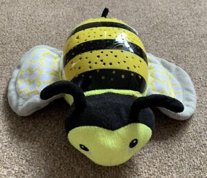 Bumble Bee Summer Infant Slumber Buddies Musical Night Light