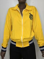 Vintage 60s 70s Russell Athletic Fargo North Nylon Track Jacket Size L