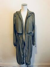 NEW* Witchery Womens Khaki Beck Parka Size 10