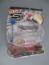 GX Skate Rail Grind Stunt Starter Set Series #1 Arrowhead Board Ages 6+