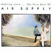 Making Love... The Very Best of Air Supply (1990) CD Album Greatest Hits