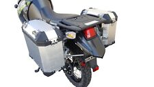 2008 - 2018 KLR 650 Nomad Rider Pannier Luggage Super Tough Stainless Steel Rack