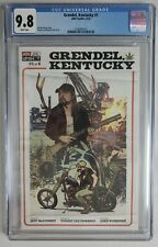 GRENDEL KENTUCKY #1 CGC 9.8 GRADED - AWA STUDIOS COMICS 2020 Books Horror