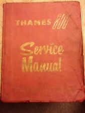 Ford Thames 800 Service Manual