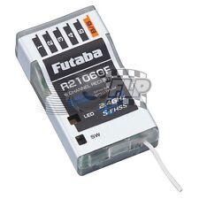 Futaba R2106GF 6 canales 2.4GHz S-FHSS Micro Receptor