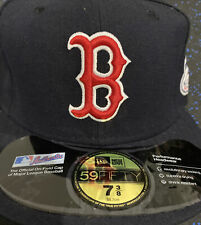 NWT:Auth MLB 2008 AllSTAR NEW ERA 59/50 Boston Red Sox On Field Fitted Hat 7 3/8