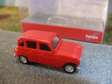 1/87 Herpa Renault 4 R4 rot 020190-004