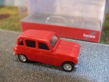 1/87 Herpa renault 4 r4 rojo 020190-004