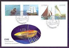Ships, Boats Decimal Irish Stamps