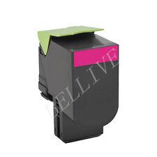 Toner Magenta Compatibile per LEXMARK CS310 CS310n CS310dn CS410n CS410dn