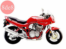 Suzuki GSF 600 Bandit (2000) - Workshop Manual on CD