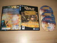 S2 SILENT STORM - GOLD EDITION Inc base game + SENTINELS Add-on Pack Pc Cd Rom