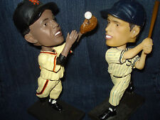 San Francisco Giants Willie Mays & Joe Dimaggio Bobblehead SGA Hall of Famers