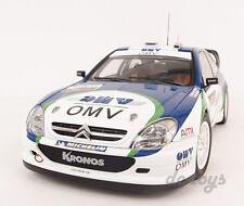 Autoart Citroen XSARA 2005 WRC Rally Cyprus M.Stohl #16 1:18 Limited 2000 Pieces