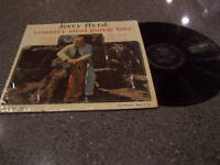 """Jerry Byrd """"Country Steel Guitar Hits"""" MERCURY MONO #MGW-12315 LP"""