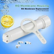Standard 1812/2012 RO Filter Housing + Fitting+ Wrench for 50/75/100/150GDP RO
