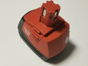 HILTI BATTERY SFB 185, 3.0Ah NiMh,For Cordless Tool NEW OTHERS.