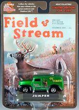 Racing Champions Field & Stream Jumper Ol' Timer Sedan Truck 1999 New