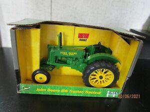 ERTL, 1/16 Scale, 15348, John Deere BW Tractor, Mint in OB