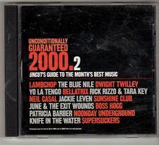 (GQ58) Unconditionally Guaranteed 2000, 15 tracks - 2000 - Uncut CD