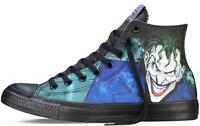 Converse DC COMICS The Joker Chuck Taylor Batman Suicide Squad All Star Sneakers
