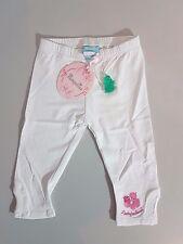 """PAMPOLINA """"Flamingo Beach""""  Mädchen Leggings Gr. 74 - 110 weiss NEU"""