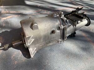 4 speed muncie gearbox