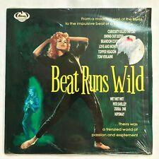 BEAT RUNS WILD - 1986 Vinyl LP Rock & Pop Compilation / Hipsway / Zerra One VG+