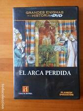 DVD EL ARCA PERDIDA - GRANDES ENIGMAS DEL SIGLO XX (E6)