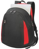 "Mens Womens 15"" Laptop Backpack Tablet Computer Bag Cycling Travel Rucksack"