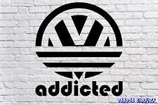 CAR VAN BODY DUB LIFE STICKER VINYL DECAL VW GOLF T6 T5 T4 CAMPER VDUB CAMPER