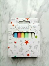 Creation Station Dustless Blackboard Chalk Multi-Colour