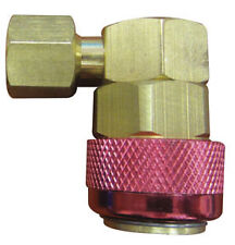 """ATD TOOLS 3655 - A/C Service Couplers R134a High Side 1/4"""" FL-M x 16mm Connectio"""