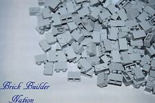 ☀️Lego 1x2 Light Gray Bricks x100 building Part Piece Bulk Lot Legos #3004