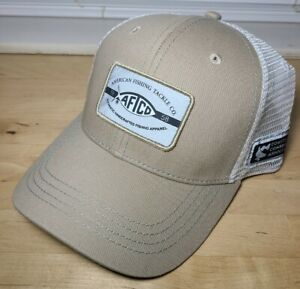 AFTCO American Fishing Tackle Company Trucker CCA Hat NWOT (R1)
