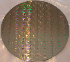 New listing 8 inch Tantalum Microchip Pattern Wafer on Silicon Matrix