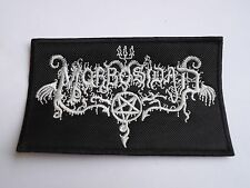 MORBOSIDAD EMBROIDERED PATCH