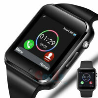 A1 Waterproof Bluetooth Smart Watch Phone Mate For iphone IOS Android Samsung LG