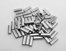 COT Aluminum Oval Sleeve Crimps 2.3 mm 400-450 lb - 100pk