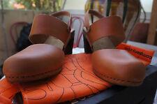 ART I MEET, Damen Slingback Sandale, Braun (CUERO), 42 EU-5€