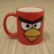 Angry Birds Logo With Bird Face Red Coffee Cups Mug Dishwasher Microwave Safe