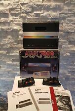 Atari 7800 Complete In BOX CIB In Great Shape Rare