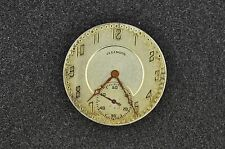 VINTAGE 12 SIZE GRADE 525 ILLINOIS POCKETWATCH MOVEMENT