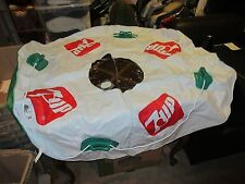 7 UP Fun Tube, Comes With Pump to Inflate It,PatchKit Water Tubing, Promotional
