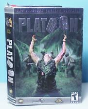 PC Shooter Platoon Small Box Version Complete