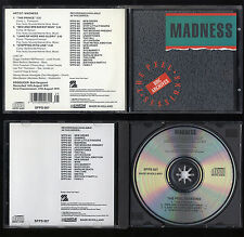 MADNESS - PEEL SESSIONS - HOLLAND CD EP FROM 1988 - SUGGS SKA TWO 2 TONE