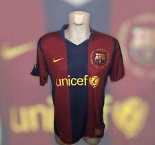 Authentic Barcelona M Maillot Football Camiseta Barca Soccer Jersey Shirt Maglia
