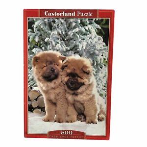 Castorland Chow Chow Dog Jigsaw Puzzle 500 Piece No.B 50413
